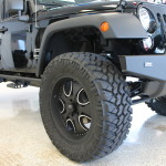 Jeep Wrangler Black Riot Edition