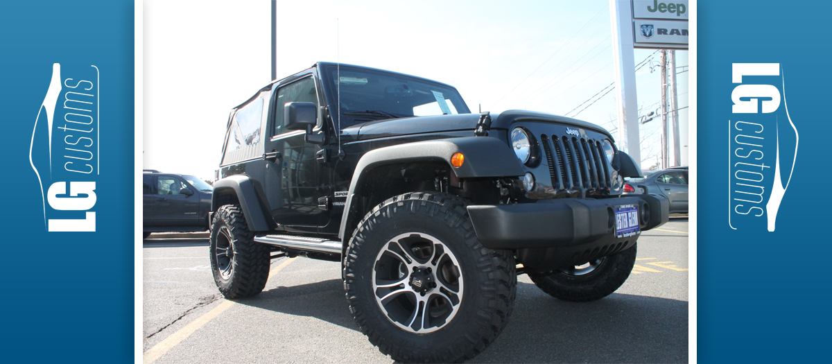 2014 Jeep Wrangler TKA Edition