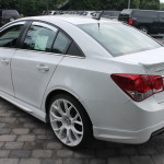 2014 Chevrolet Cruze White Ice Edition