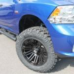 2014 Ram 1500 Blue Night Edition